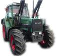 Fendt 311, 110 HP 1992-