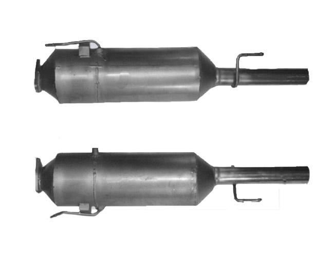 FIAT MULTIPLA 1.9JTD (186A9 engine) 1/05- (cat & DPF combined)