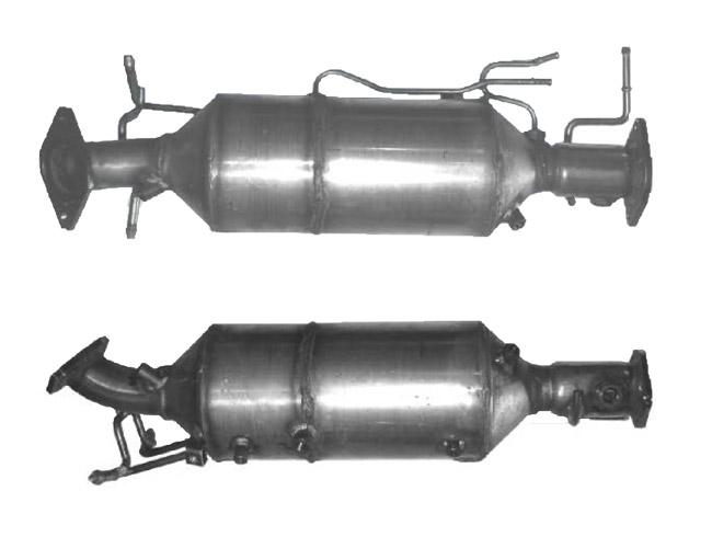 MAZDA 5 2.0TD (RF7J engine) 3/05- (cat & DPF combined)