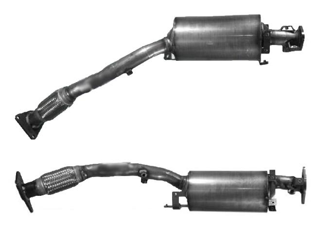 NISSAN QASHQAI 2.0dCi (M9R engine) 2/07-