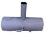 Exhaust for Digger - Excavator FIAT HITACHI FR 220.2